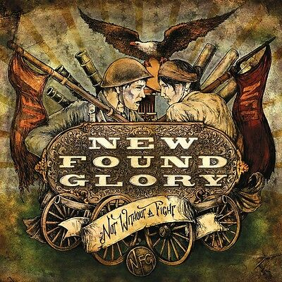 Not Without a Fight by New Found Glory (Vinyl, Mar-2009, Bridge Nine Records)