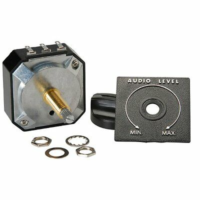 "Parts Express Speaker L-Pad Attenuator 50W Mono 1"" Shaft 8 Ohm"