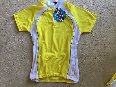 womens cycling top Size L