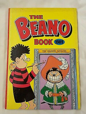 Beano Annual 1989 Original Lot 29