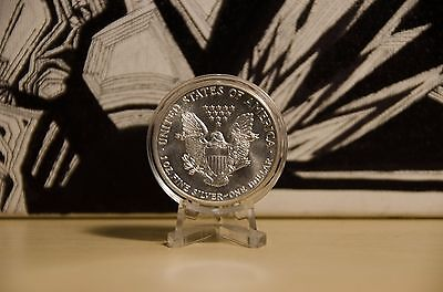 1988 1oz US USA American Silver Eagle Coin 10%off with code COZZIE