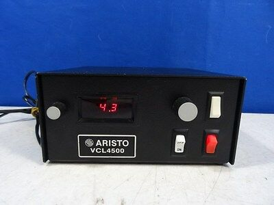 ARISTO Model VCL 4500 Power Supply
