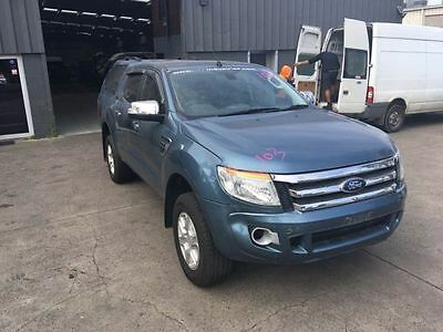 FORD RANGER 2013 Utility Dual Cab 5 Cylinder Auto Wrecking