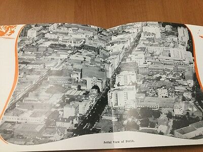 Vintage visitor's guide to Perth