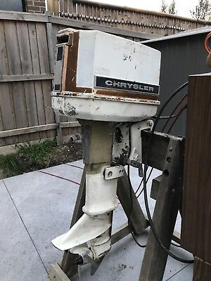 Chrysler 45hp Outboard