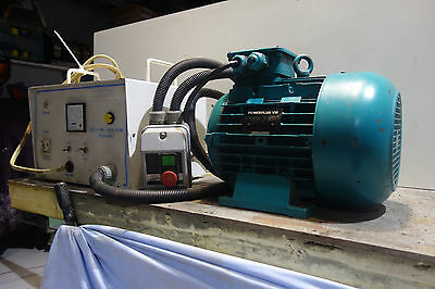 5.5 kw rotary  Phase Converter not transwave
