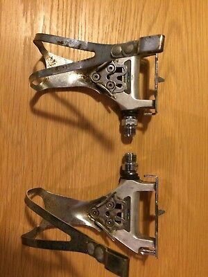 Shimano 600 Pedals with clips