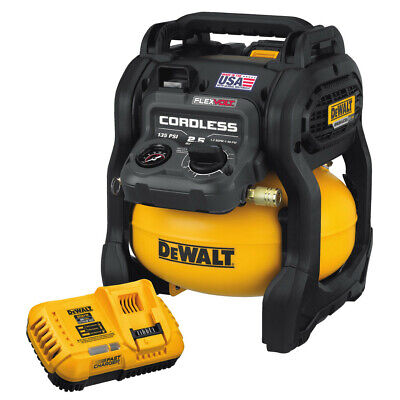 DeWalt 2.5 Gal. Cordless Air Compressor Kit DCC2560T1 New