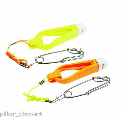 FLADEN Downrigger Stacker Release Clip, 2 Release Clips, Sizes in S or L