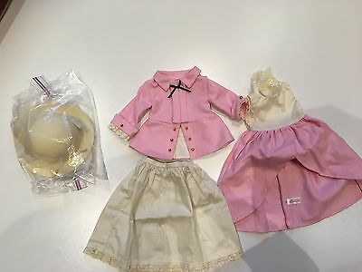 Amazing Sale! AMERICAN GIRL! ELIZABETH'S RIDING OUTIFT, RETIRED!! SO RARE!