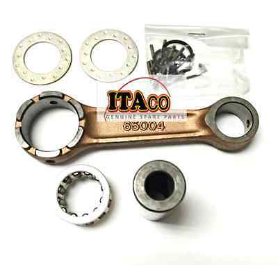 CONNECTING CON ROD KIT WASHER Bearing 6K4-11651 fit Yamaha Outboard E 9.9HP 15HP