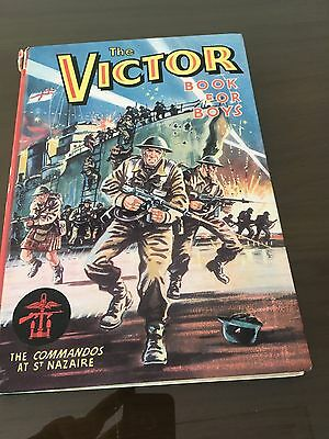Victor Book for Boys 1964 St Nazaire