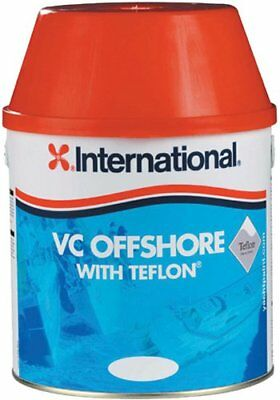International VC Offshore EU 2 Lt Rouge YBB711 Antifouling performant à matrice
