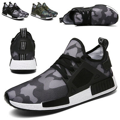 Men's Popular Athletic Casual Sneakers Outdoor Running Breathable Sports Shoes