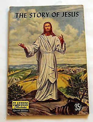 Classics Illustrated - Special - Story of Jesus