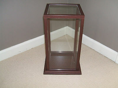 Rectangular Box Dome Display Case, About 15 in. by 8 in. by 8 in.
