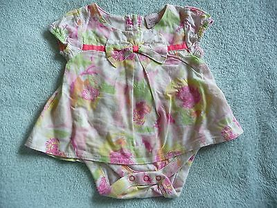 ** Gorgeous Baby Girl Floral Top - Ted Baker (Newborn) **