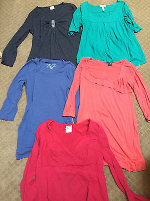 Lot of Women's Size 6 & S/M Maternity Clothes, Great Condition, Gap, Motherhood+
