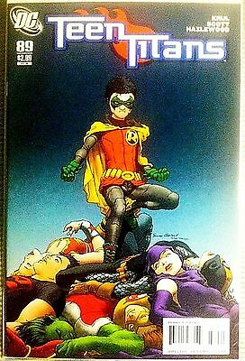 TEEN TITANS #89 Variant Quitely 1:10 DC Comics High Grade 1st Print NM
