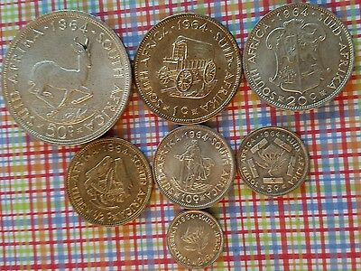South africa coins silver