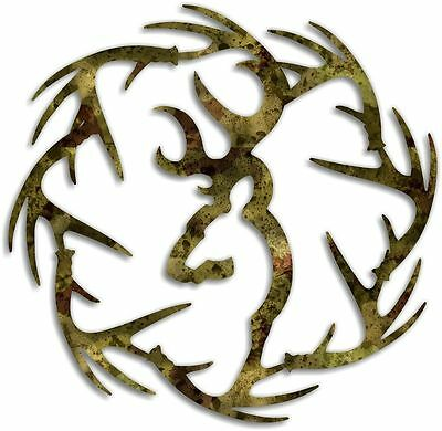 DXF CNC dxf for Plasma Router Clip Art Vector Browning Antler Logo Man Cave