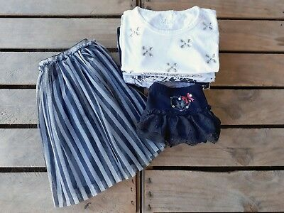 GIRLS SIZE 7-8 BULK CLOTHING BUNDLE - Cotton On Kids H&M Pumpkin Patch and More