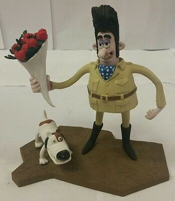 McFarlane Wallace & Gromit Curse of the Were-Rabbit Victor Figure