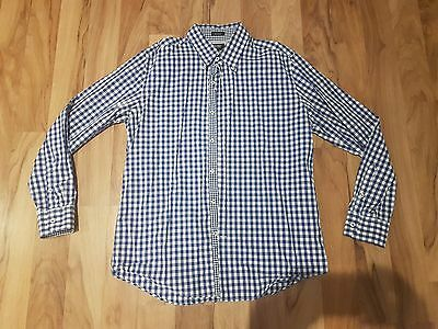 Mens Oxford Dress Shirt Size XL Slim fit - business casual long sleeve myer