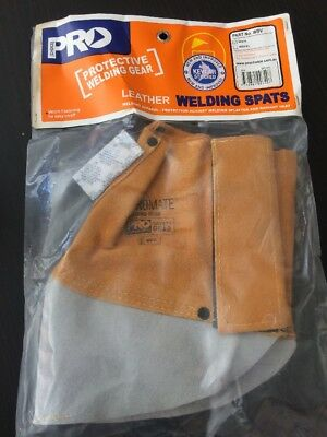 Pro choice Leather Welding Spats Brand New & Bagged