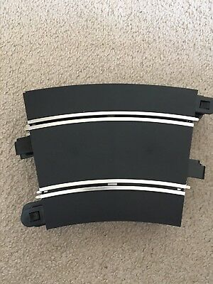 Scalextric C8204 Curve x6 Used But good condition 3 Packs