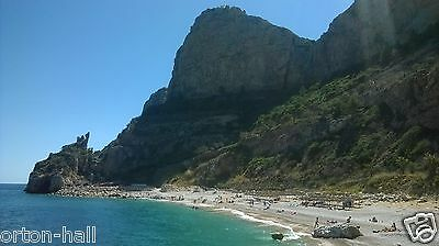 SPAIN Costa Blanca North  7 day HOLIDAY August Moraira for 2 people.no extras