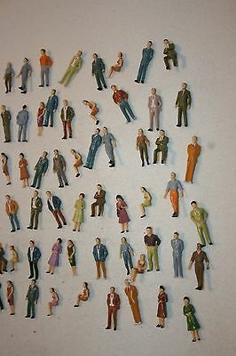 O Scale People - 100 pieces