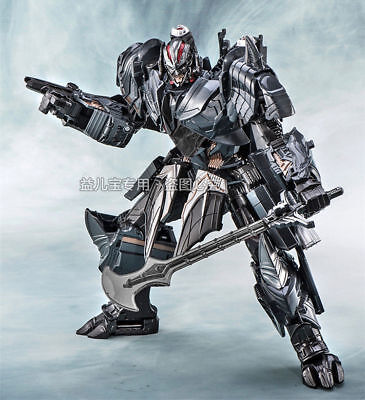 Oversized Transformers 5 The Last Knight Megatron 30cm Toy Action Figure Doll