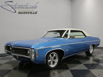 1969 Chevrolet Impala  THUMPING 454 POWER, TH400 TRANS, AWESOME COLOR COMBO, GREAT STANCE, NICE IMPALA