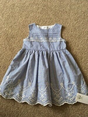 Primark Baby girls Dress 9-12months