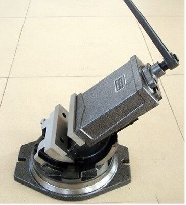 Declinable Machine Vice 100mm