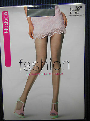 "Hudson Feinstrumpfhose tights FASHION ""Light Waves"" 22 den FLANELL must have"