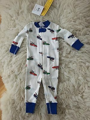 New Hanna Andersson Baby Sleeper Size 60