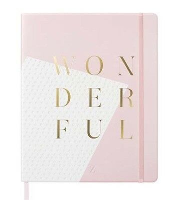 Zoella Wonderful Journal New 2017 Lifestyle Collection You Tube Zoe Sugg