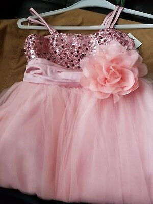 girls dress size 4/ flower girl/quincenera/birthday