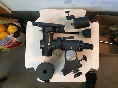 Equatorial Mount with Tripod