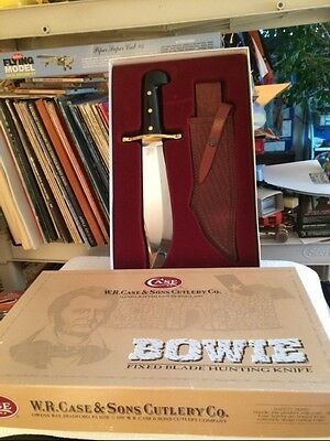 W.R.Case&Sons XX Hunter Bowie Knife IN BOX