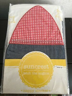 Brand New in otiginal packaging rocket fetch the engine nappy stacker sack