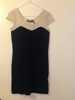Stunning ladies black dress - Size 10 - Brand New With Tags