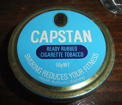 OLD TOBACCO TIN, very good condition