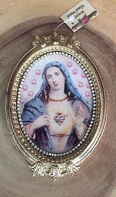 *NEW* Holy mother, Virgin Mary, Catholic wall decor, Christian gift, Catholic