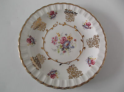 VINTAGE WOOD & SONS ENGLAND AVON DECORATIVE PLATE, made in England