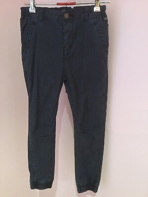 Indie & Co/Charcoal Boys Pants/Size 7/Worn Once