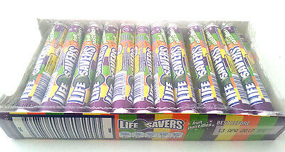 Life Savers Fruit Pastilles 24 x 34g  - Bulk Lollies