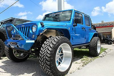 2016 Jeep Wrangler UNLIMITED 2016 jeep wrangler